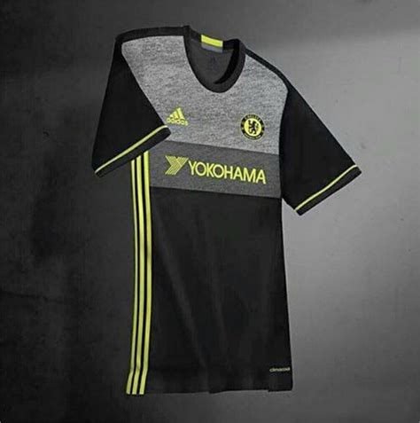 chelsea new kit 2016 17 chelsea s three new kits for the 2016 17 season leaked