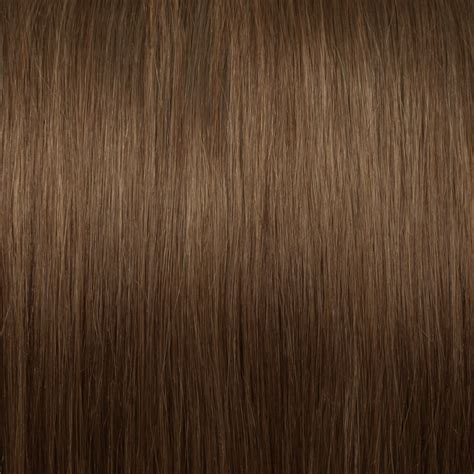 Hairclip Brown Light Brown set light brown 8 clip ins human hair extensions rosyqueenhair