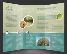 fold out brochure template 14 creative 3 fold photoshop indesign brochure templates