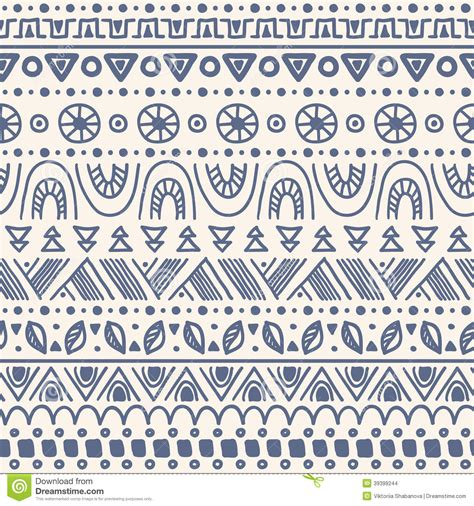 tribal pattern baby clothes tribal striped seamless pattern stock vector image