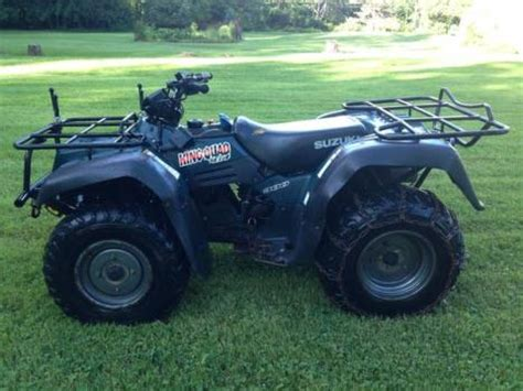 1999 Suzuki King 300 Atvs 4x4 Motorcycles For Sale In Scranton Pa