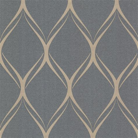 wallpaper grey modern 482 dl31079 silver geometric gustav decorline wallpaper