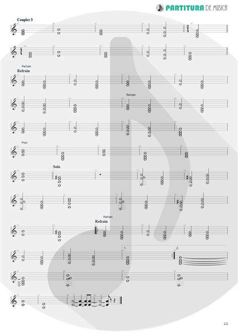 Partitura de musica - Órgão | Wind Of Change | Scorpions