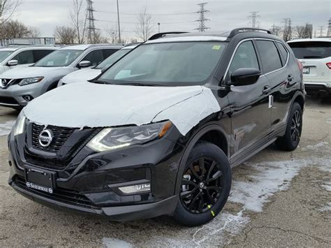 grey nissan rogue 2017 2017 nissan rogue sv awd rogue one wars limited