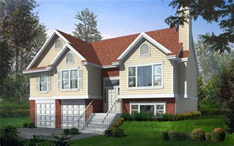 small bi level house plans