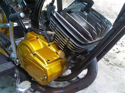 Cylinder Belimbing Rx King tips untuk bore up cylinder club fighter of king s