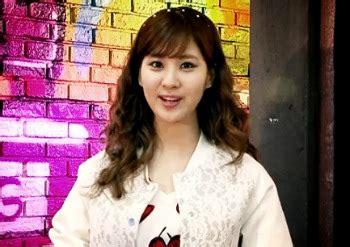 Ff Seokyu Seohyun Hamil Muda Seohyun Snsd Kaget Lihat Artis Pendatang Baru Yang Lebih