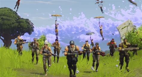 what fortnite team is on fortnite battle royale teams of 20 guide metabomb