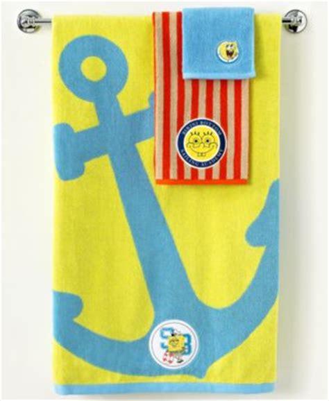 Spongebob Bathroom Accessories Nickelodeon Bath Accessories Spongebob Set Sail Collection Bathroom Accessories Bed Bath