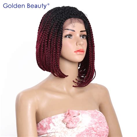 buy synthetic braided hair online online buy wholesale braided wigs for black women from