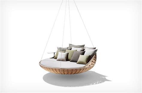 hanging sofa dedon swingrest hanging lounger sofa deplain com