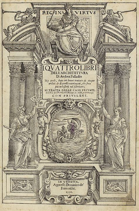 libro palladio i quattro libri dell architettura andrea palladio recensioni su anobii