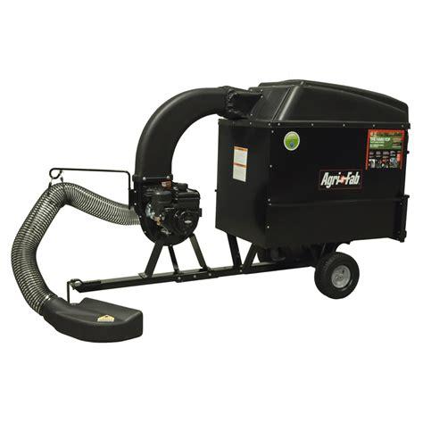 Garden Vacuum Accessories Shop Agri Fab 26 Bushel Lawn Vacuum At Lowes