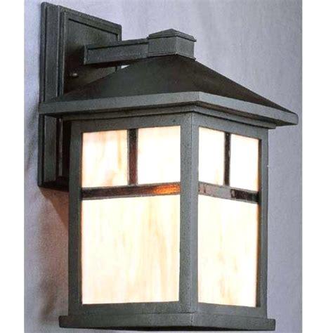craftsman style exterior light fixtures craftsman style exterior lighting zybrtooth com