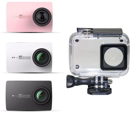 Underwater Touchscreen Waterproof 40m Xiaomi Yi 2 4k underwater waterproof ipx 8 45m for xiaomi yi 2 4k
