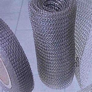 knitted wire mesh china stainless steel knitted wire mesh for filter china