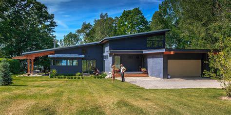 lake simcoe cottage ireland architect inc