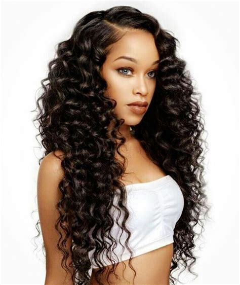 Different Hairstyles With Weave by 116 Best Hairstyles Images On Curls Black