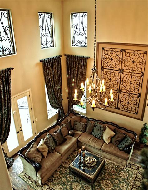 Drapes For Living Room Windows Decor 28 Best Images About Two Story Windows On Pinterest High Ceilings Design Process And Window