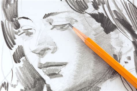 6 Drawing Pencil by Pencil Drawing Techniques With Exles Bored