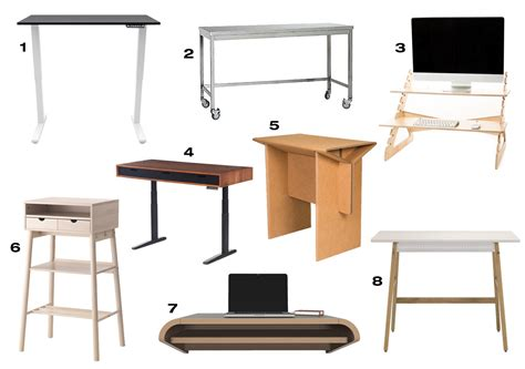 Chairs For Standing Desks by 8 Standing Desks That Will You Ditching Your Chair