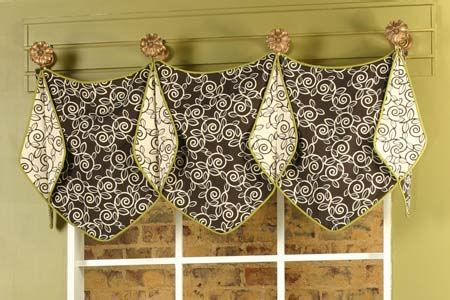 easy curtain patterns easy to sew curtain valance and can be adapted to fit any