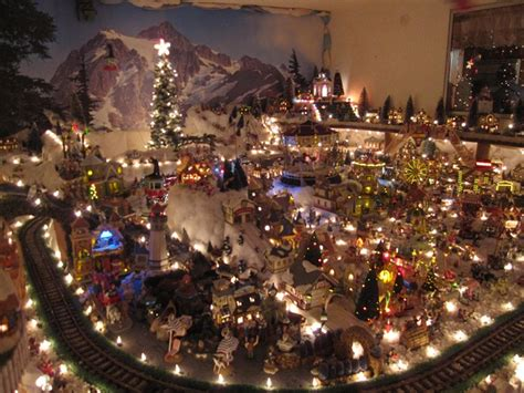 minuiture christmas towns ian and wendy s travel dreaming of a light marin county sonoma county ian