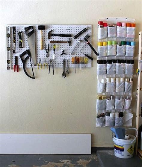 Garage Door Organization Tips 28 Brilliant Garage Organization Ideas With Pictures