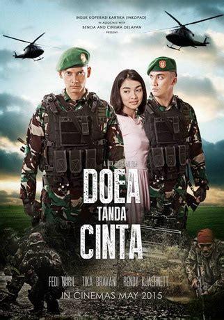 film perjuangan cinta doea tanda cinta film perjuangan cinta di akademi militer