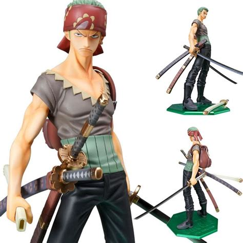 Mega House Pop Edition Z One Roronoa Zoro portrait of figurine officielle de megahouse