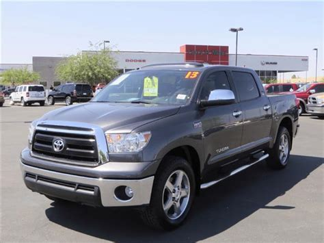 2013 Toyota Tundra For Sale Used 2013 Toyota Tundra For Sale Carsforsale