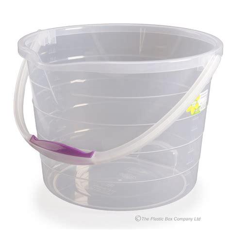 clear plastic plastic buckets www imgkid the image kid has it