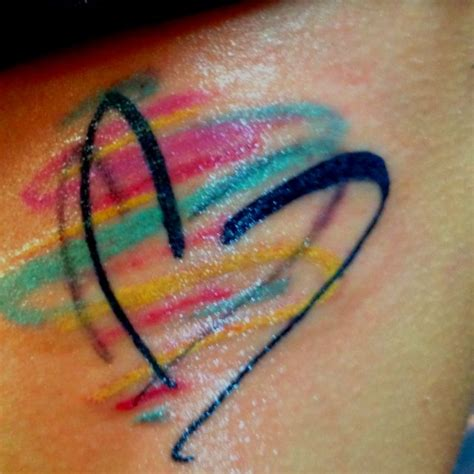 paw print infinity water color 25 best ideas about watercolor tattoos on