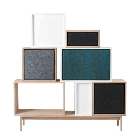 Muuto Stacked by Muuto Stacked Akustisk Panel Filt Panel Til Din Stacked Reol
