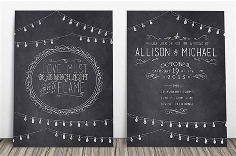 Chalkboard Invitation Template 43 Free Jpg Psd Indesign Format Download Free Premium Chalkboard Template