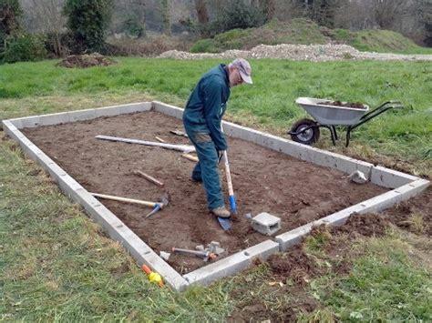 abris de jardin sans dalle beton 3996 abris de jardin sans dalle beton un abri de jardin sans