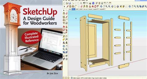 sketchup layout guide sketchup guide for woodworkers sketchup for woodworking