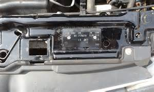 Jeep Chassis Codes How To Go About Inspecting A S Car