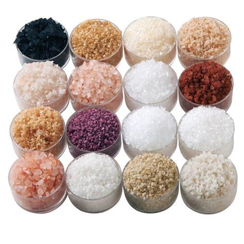 sea salt color sea salts vs white table salt allergies your gut