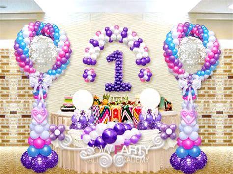 1st birthday balloon balloon ideas