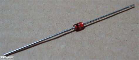 Dioda Zener 15v 2w bzx85c15 zpy15 zener di 243 da 193 rwill elektronic