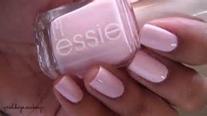 essie pink colors ariel notd essie nail in fiji