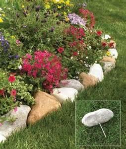 Lightstone Landscape Edging Landscape Edging 10 Easy Ways To Set Your Garden Beds Apart