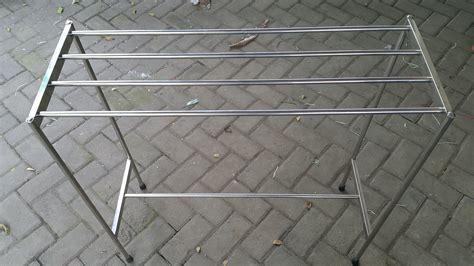 Jemuran Handuk Stainles Jual Jemuran Handuk Stainless Steel Baru Peralatan Rumah