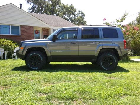 jeep patriot lifted jeep patriot forums view single post ok who s a member