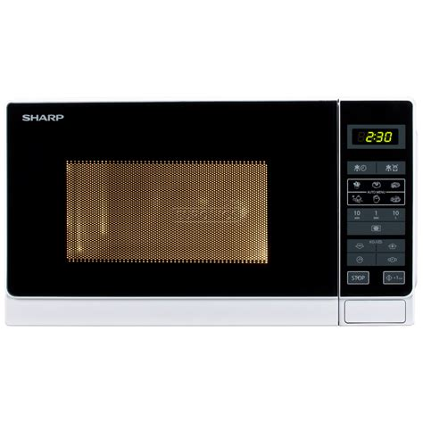Oven Sharp microwave oven sharp capacity 20 l r242ww