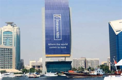 emirates nbd emirates nbd expects over 45 rise in full year profit to