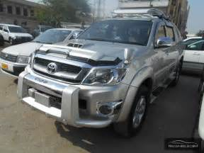 Toyota Hilux 2010 Used Toyota Hilux Vigo Ch Grade G 2010 Car For Sale In