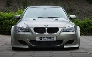 Bmw E60 Autoniusy Bmw M5 E60 Widebody By Prior Design