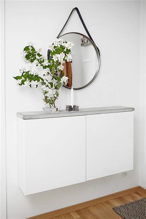 ikea console cabinet best 25 ikea console table ideas on pinterest entryway